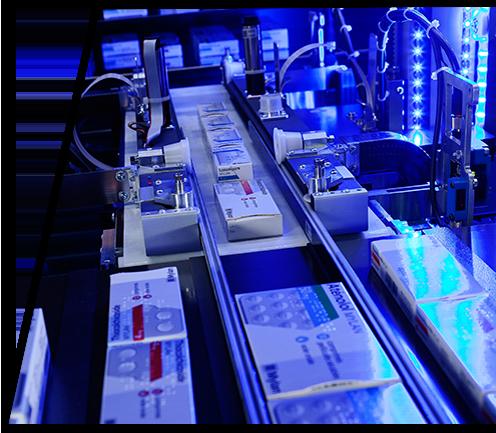 CAP DEPO, le premier distributeur pharmaceutique à l'unité 100 % automatisé et 100 % fiable